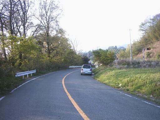 「美園」行きのバスが走っていった方向・・・逆走です!